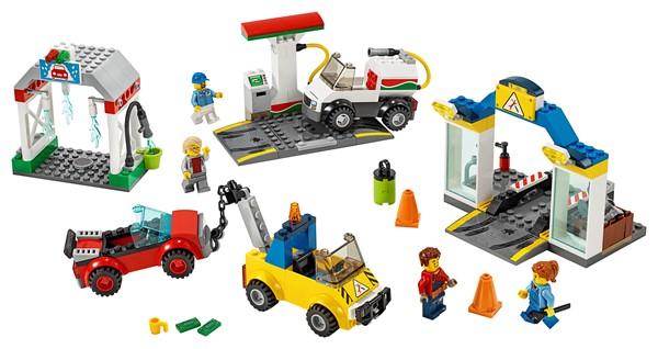 LEGO City - Garage Center - pr_427121