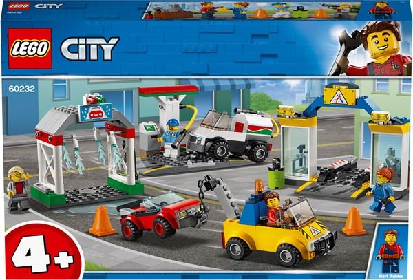 LEGO City - Garage Center - pr_427122