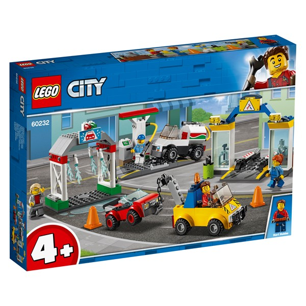 LEGO City - Garage Center - pr_427123