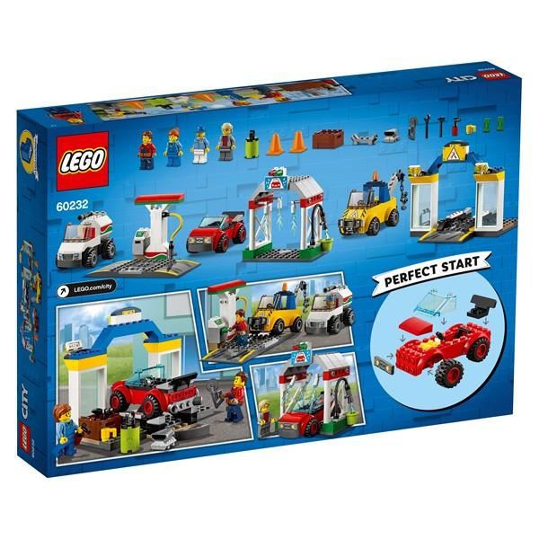 LEGO City - Garage Center - pr_427126