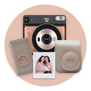 Instax SQUARE SQ6 Limited Edition Deluxe Pack
