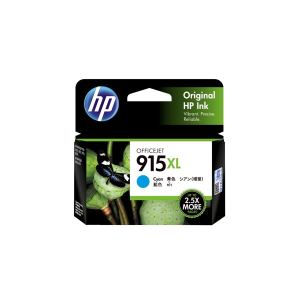 INK CART OEM HP 915XL CYAN 3YM19AA - pr_1765234