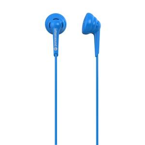 Verbatim Earphone Urban Sound Buddies Blue