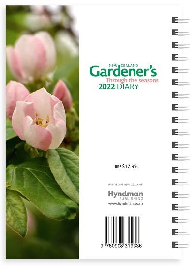 New Zealand Gardener's 2022 Diary -