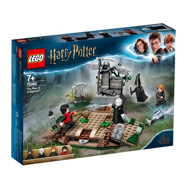 LEGO- Harry Potter - The Rise of Voldemort - pr_427139