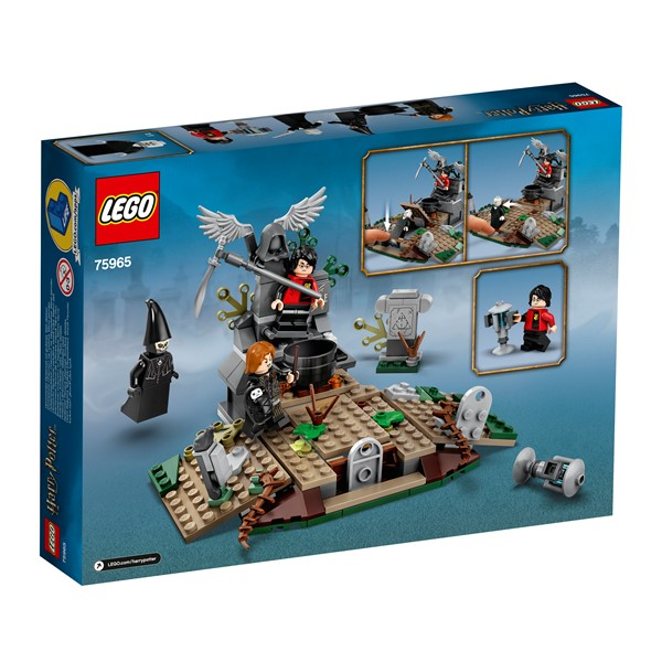 LEGO- Harry Potter - The Rise of Voldemort - pr_427140