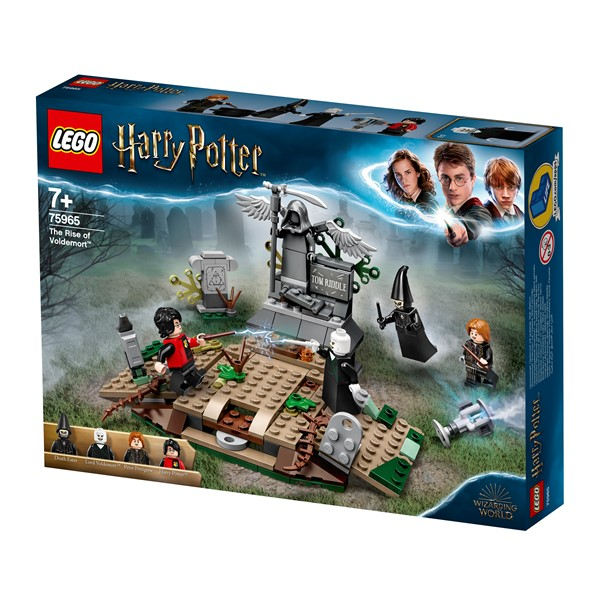 LEGO- Harry Potter - The Rise of Voldemort - pr_427141