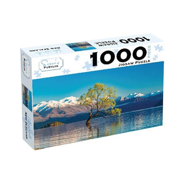 Jigsaw Lake Wanaka 1000 Piece - pr_1734198