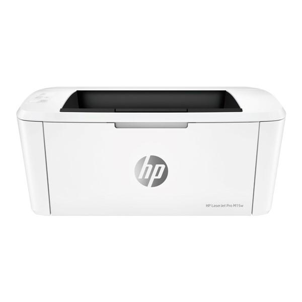 HP LaserJet Pro M15W 18ppm Mono Laser Printer WiFi -