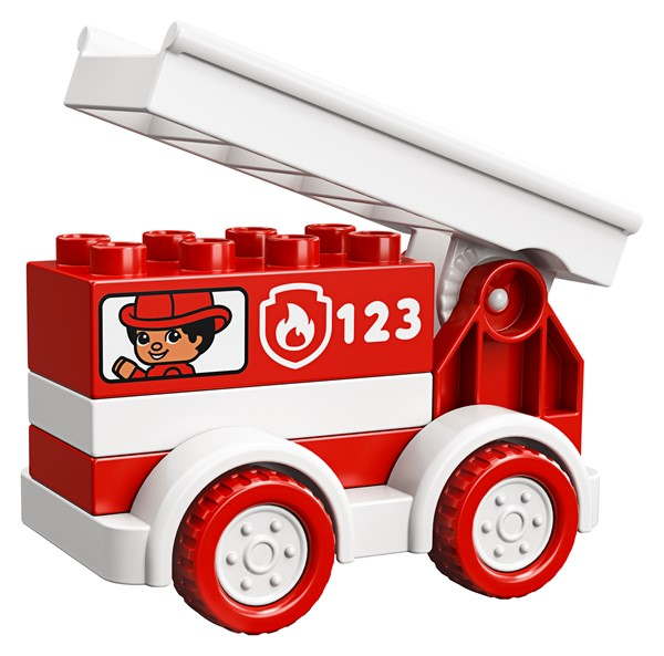 LEGO Duplo- Fire Truck - pr_1741295