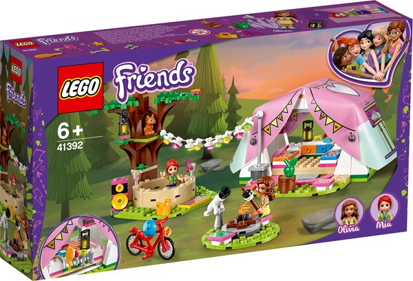 LEGO Friends- Nature Glamping - pr_1741311