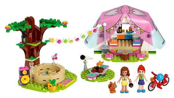 LEGO Friends- Nature Glamping - pr_1741365