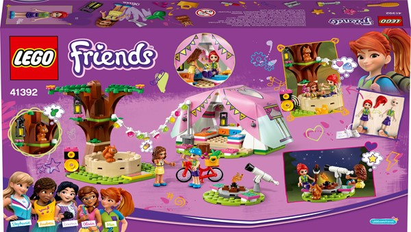 LEGO Friends- Nature Glamping - pr_1741327