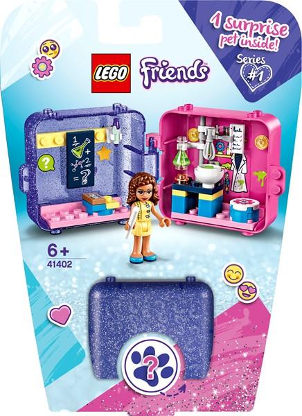 LEGO Friends- Olivia's Play Cube - pr_1741307