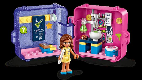 LEGO Friends- Olivia's Play Cube - pr_1741354