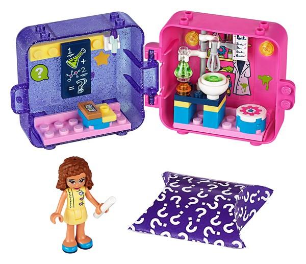 LEGO Friends- Olivia's Play Cube - pr_1741332