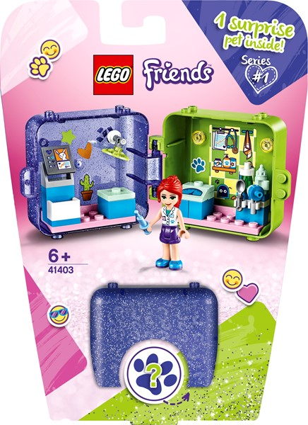 LEGO Friends- Mia's Play Cube - pr_1741328