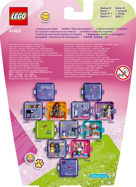 LEGO Friends- Mia's Play Cube - pr_1741373