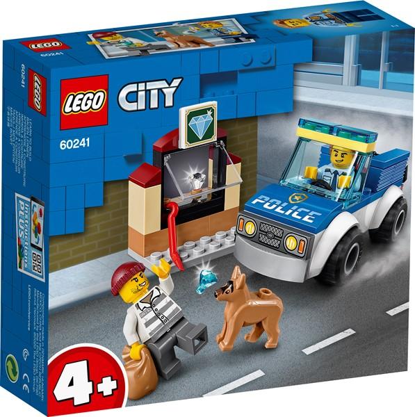 LEGO City- Police Dog Unit - pr_1741355