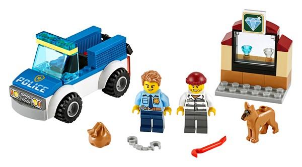 LEGO City- Police Dog Unit - pr_1741318