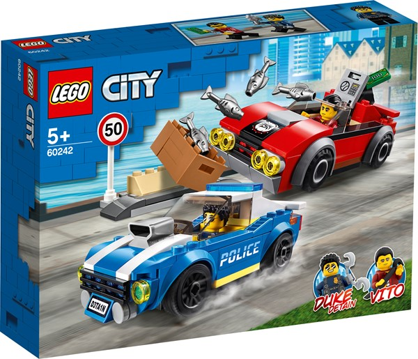 LEGO City- Police Highway Arrest - pr_1741346