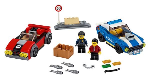 LEGO City- Police Highway Arrest - pr_1741317