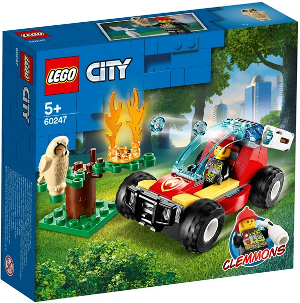 LEGO City- Forest Fire - pr_1741304
