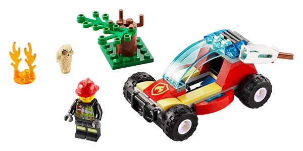 LEGO City- Forest Fire -