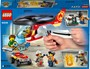 LEGO City- Fire Helicopter Response - pr_1741356