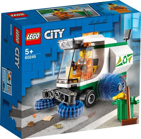 LEGO City- Street Sweeper - pr_1741319