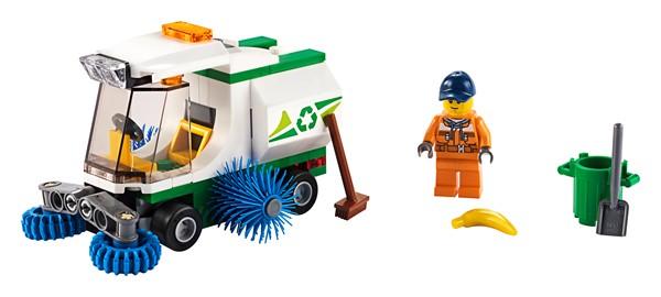 LEGO City- Street Sweeper - pr_1741339