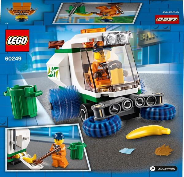 LEGO City- Street Sweeper - pr_1741308