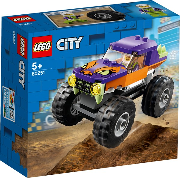 LEGO City- Monster Truck -