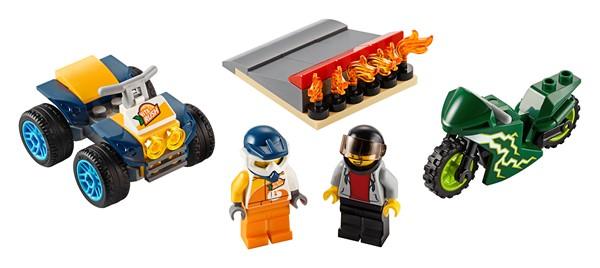 LEGO City- Stunt Team - pr_1741330