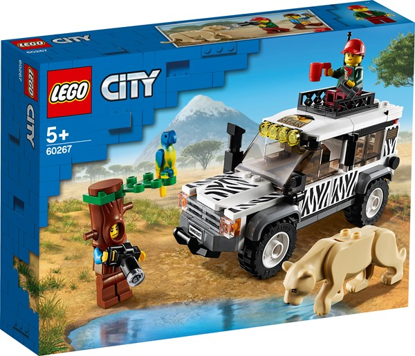 LEGO City- Safari Off-Roader - pr_1741333