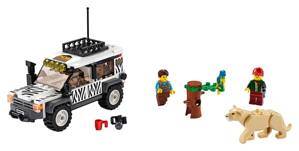 LEGO City- Safari Off-Roader - pr_1741309