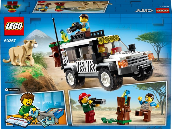 LEGO City- Safari Off-Roader - pr_1741369