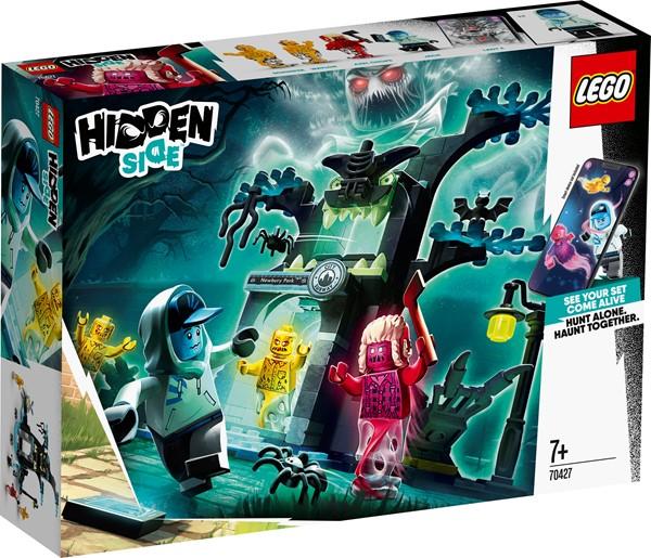 LEGO Hidden Side- Welcome To Hidden Side - pr_1741357