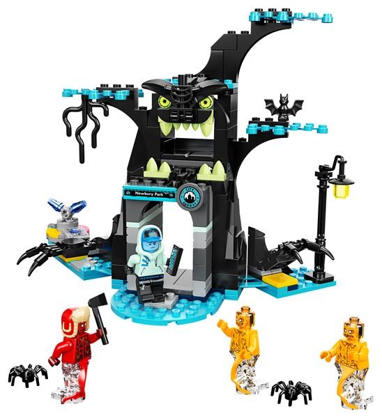 LEGO Hidden Side- Welcome To Hidden Side - pr_1741370