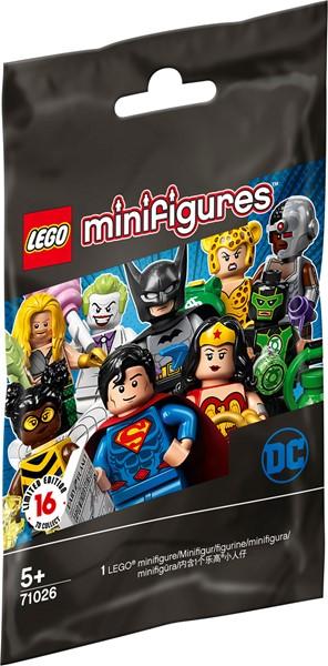 LEGO Minifigures - DC Minifigures -