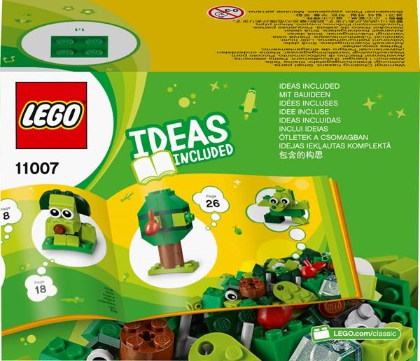 LEGO Classic - Creative Green Bricks -