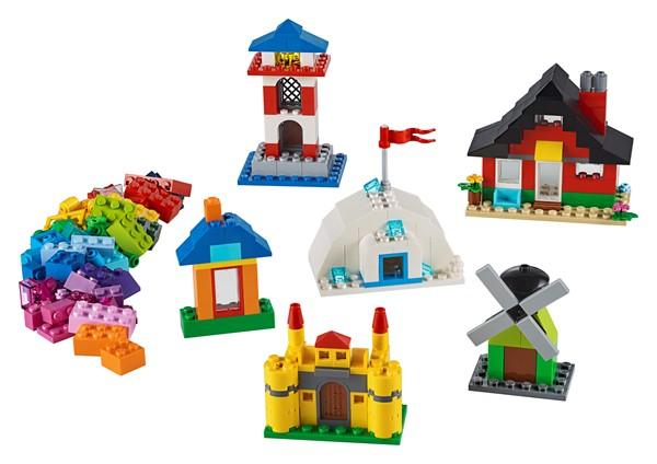 Lego Classic- Bricks And Houses - pr_1746819