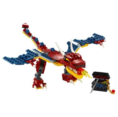 Lego Creator- Fire Dragon - pr_1746762