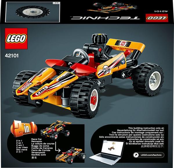 Lego Technic- Buggy - pr_1746784