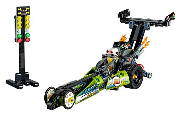 Lego Technic- Dragster - pr_1746781