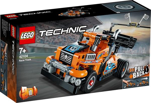 Lego Technic- Race Truck - pr_1746737
