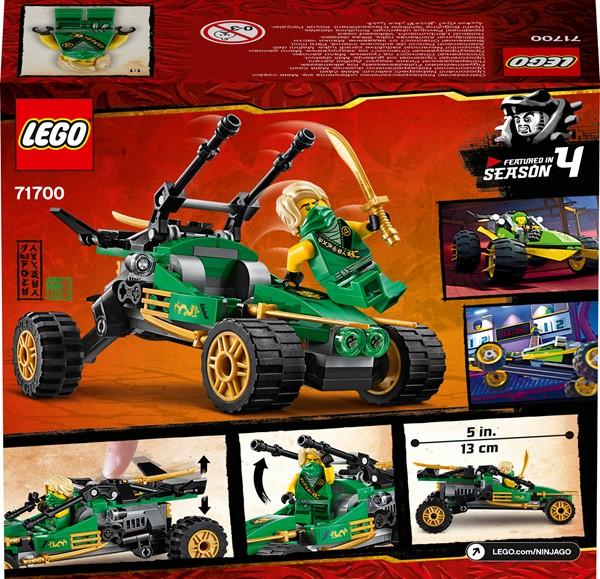 Lego Ninjago- Jungle Raider - pr_1746749