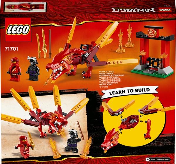 Lego Ninjago- Kai's Fire Dragon - pr_1746791