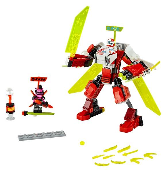 Lego Ninjago- Kai's Mech Jet - pr_1746798