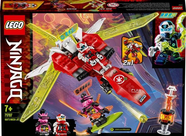 Lego Ninjago- Kai's Mech Jet - pr_1746782